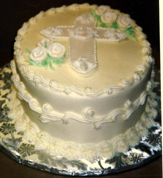 View Our First Communion & Confirmation Cakes
